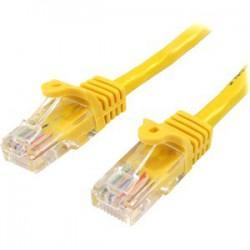 Cable Red 0.5m Amarillo Cat5e