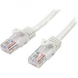 Cable de Red 10m Blanco Cat5e Ethernet