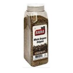 Oregano entero Badia x155.10 gr