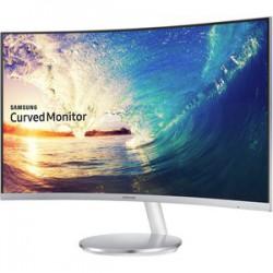 Monitor Curvo 27 Pulg Conexión HDMI y VGA