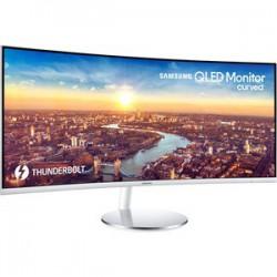 """34"""" Monitor Curvo Conexión HDMI Negro"""