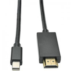 Mini DisplayPort / Thunderbolt to HDMI