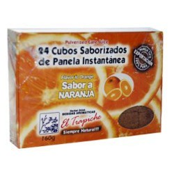 Aromatica Panela el trapiche naranj x 48