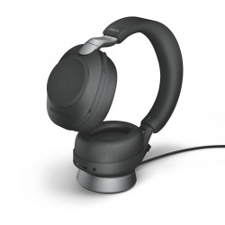 Link380C Uc Stereo Stand Black | Diademas Evolve Usb Duo