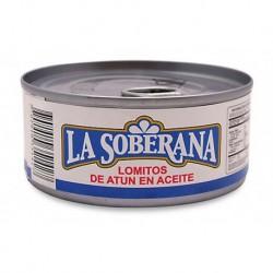 Atún en Aceite Soberana x170gr
