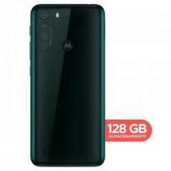 Celular Motorola One Fusion 128GB -Esmeralda