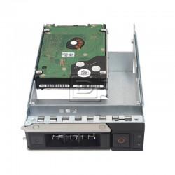 Disco duro 2.4TB 10K RPM SAS 12Gbps 512e 2.5in Hot-plug Hard Drive, 3.5in HYB CARR, CK