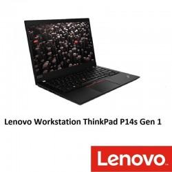 Workstation Lenovo Thinkpad P14s, Intel Core i7-10510U (1,80GHZ, 8MB)14.0 1920X1080, Windows 10 Pro, 16GB 1X512GB SSD PCIe, NV