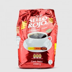 Cafe Sello Rojo x2500gr...