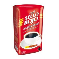 Cafe Sello Rojo x500gr Institucional