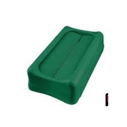 Tapa Basculante Slim Verde 1829400