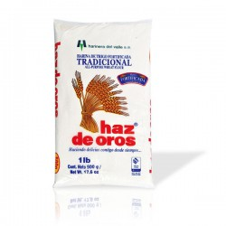 Harina de Trigo Haz de Oros...