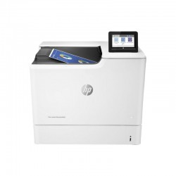 HP LaserJet M653DN Impresora Blanco/Negro y C