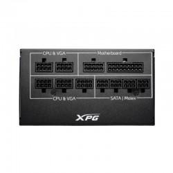 Fuente de poder gamer XPG by ADATA CORE REACTOR / 850 Watts / Certificada 80 Plus Gold / Modular