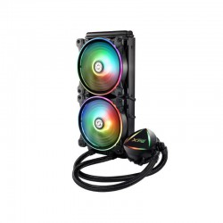 Refrigeración Liquida gamer XPG by ADATA LEVANTE 240 / ARGB Sync / Doble Fan Cooler
