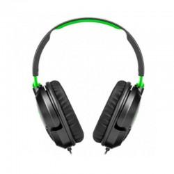 Audífonos Gaming Alámbricos de diadema con micrófono, Turtle Beach Recon, para XBONE Ear Force Recon 50X, Color Negro, Jack 3.5m