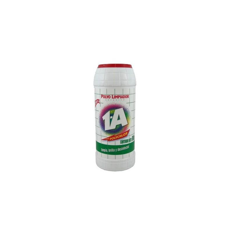 1-A Tarro Plastico x500gr