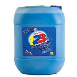 Detergente 123 + suavizante...