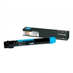 22K -Cyan High Yield Toner Cartridge   Suministros Toner Rendimiento 22.000 Xs955Dhe