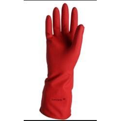 Guante Ind Rojo Talla 9 Cal...
