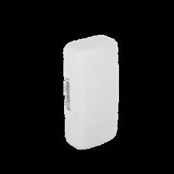 Transmisor Inalámbrico para Zonas Fuego e Intrusión para 2 zonas cableadas, 1 supervisada y su uso como contacto magnético /