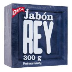 Jabon Rey Barrax300 g