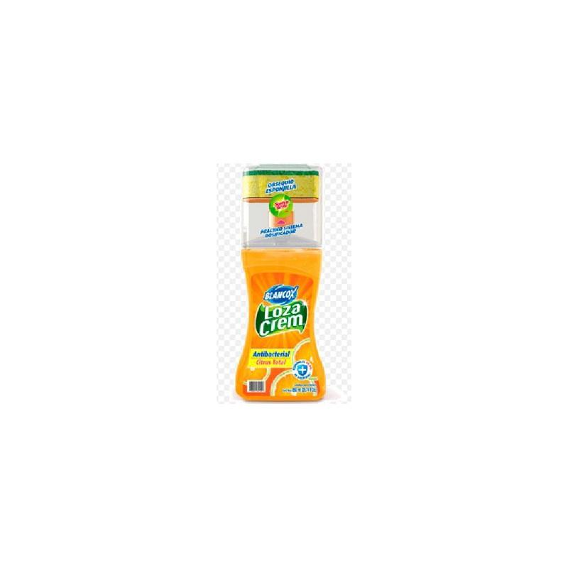 Lavaloza Crem Liq Std -Aloe-citrus 850gr