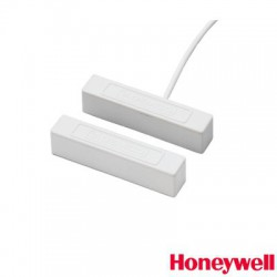 Contacto magnético direccionable compatible con paneles vista con V-Plex color blanco