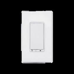 Atenuador iluminación con señal inalámbrica Z-WAVE, requiere agregarse a un HUB HC7, panel de alarma L5210, L7000 con Total C