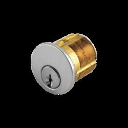 Cilindro con llave para barra de emergencía 1210