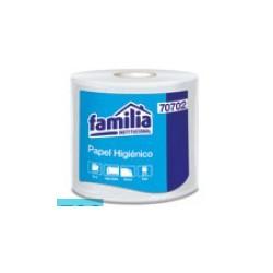 Papel higiénico Convencional blanco doble hoja 25mt  70702