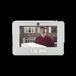 Monitor intertouch blanco YDV7702, para tvportero 80139