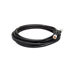 Cable Coaxial de 7.6 mts con conector N macho para conexión de Antenas GSM Honeywell