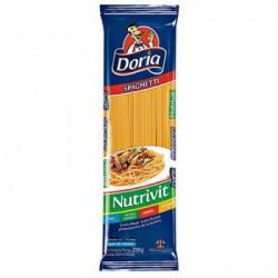 Spaghetti x 250gr Doria