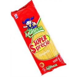 Spaghetti La Muñeca Bolsax1000gr