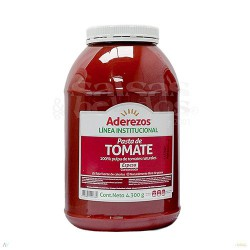 Pasta de Tomate Aderezos x 4300gr