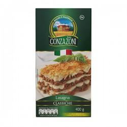 Pasta para Lasagna Consazoni Cajax400 g