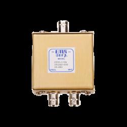 Divisor de Potencia EMR de 2 Vías, 30-960 MHz, 0.5 Watt, Conectores BNC Hembra.
