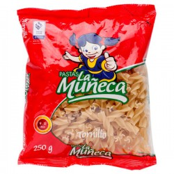 Pasta La muñeca Tornillo x 250gr