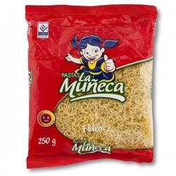 Pasta La Muñeca Fideos x 250 g