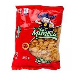 Pasta La Muñeca Concha x 250gr