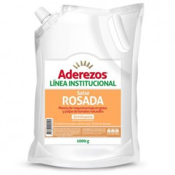 Salsa Rosada Aderezos Bolsa...
