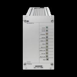Interfaz Millennium IP para gestión de avisos y música por redes Ethernet por Streaming