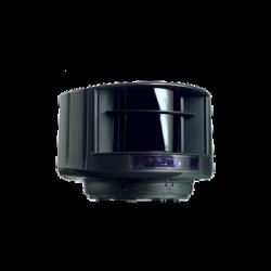 Sensor láser para barreras vehiculares y puertas / Evite el uso de lazos magnéticos / Protege carriles de hasta 6.5 m de ancho