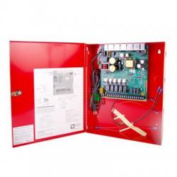 Fuente de poder de 24 v cd convencional para alimentación de detectores de 24 Vcd o como salida de sirena de 24 V CD