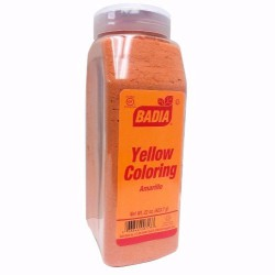 Color Amarillo Badia x 623g7r