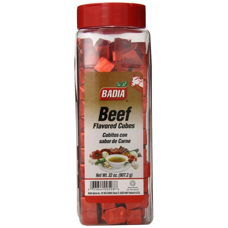 Cubitos de Carne Badia x907.10 gr