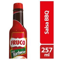 Salsa B.B.Q Fruco Fras x257gr