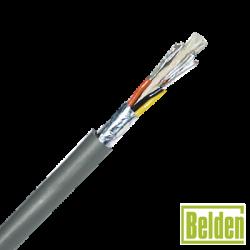 Retazo de 10 Metros de Cable multiconductor totalmente blindado. Ideal para estaciones remotas, audio, instrumentación y cables