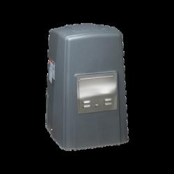 Motor para puerta corrediza / Cadena (Incluye 6 metros) / Peso máximo de la puerta 450 Kgs / Baterias de respaldo incluídas /U